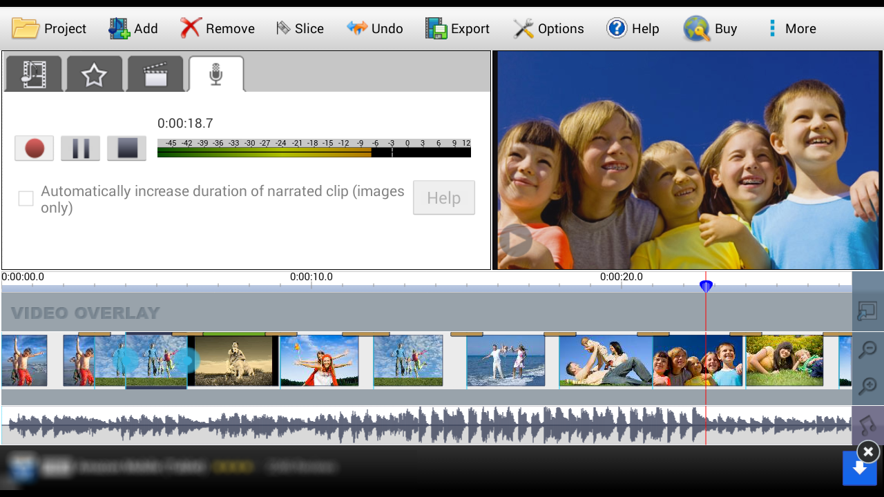 VideoPad Video Editor Free: Amazon.es: Appstore para Android