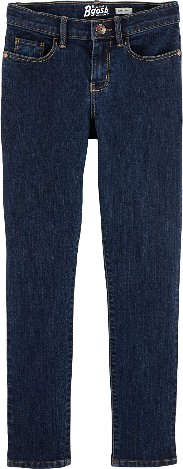 OshKosh BGosh Girls Little Super Skinny Denim,