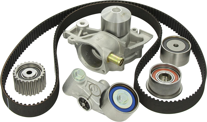 Gates TCKWP304A Engine Timing Belt Kit with Water Pump nobrandname