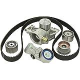 Gates TCKWP304 Engine Timing Belt Kit with Water Pump