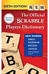 The Official SCRABBLE Players Dictionary, Sixth Edition Kindle Edition