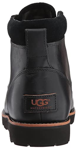 UGG Herrenschuhe Boots Seton TL 1008146 Black, Größe:45.5 EU