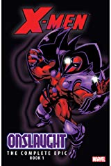 X-Men: The Complete Onslaught Epic - Book One Kindle Edition