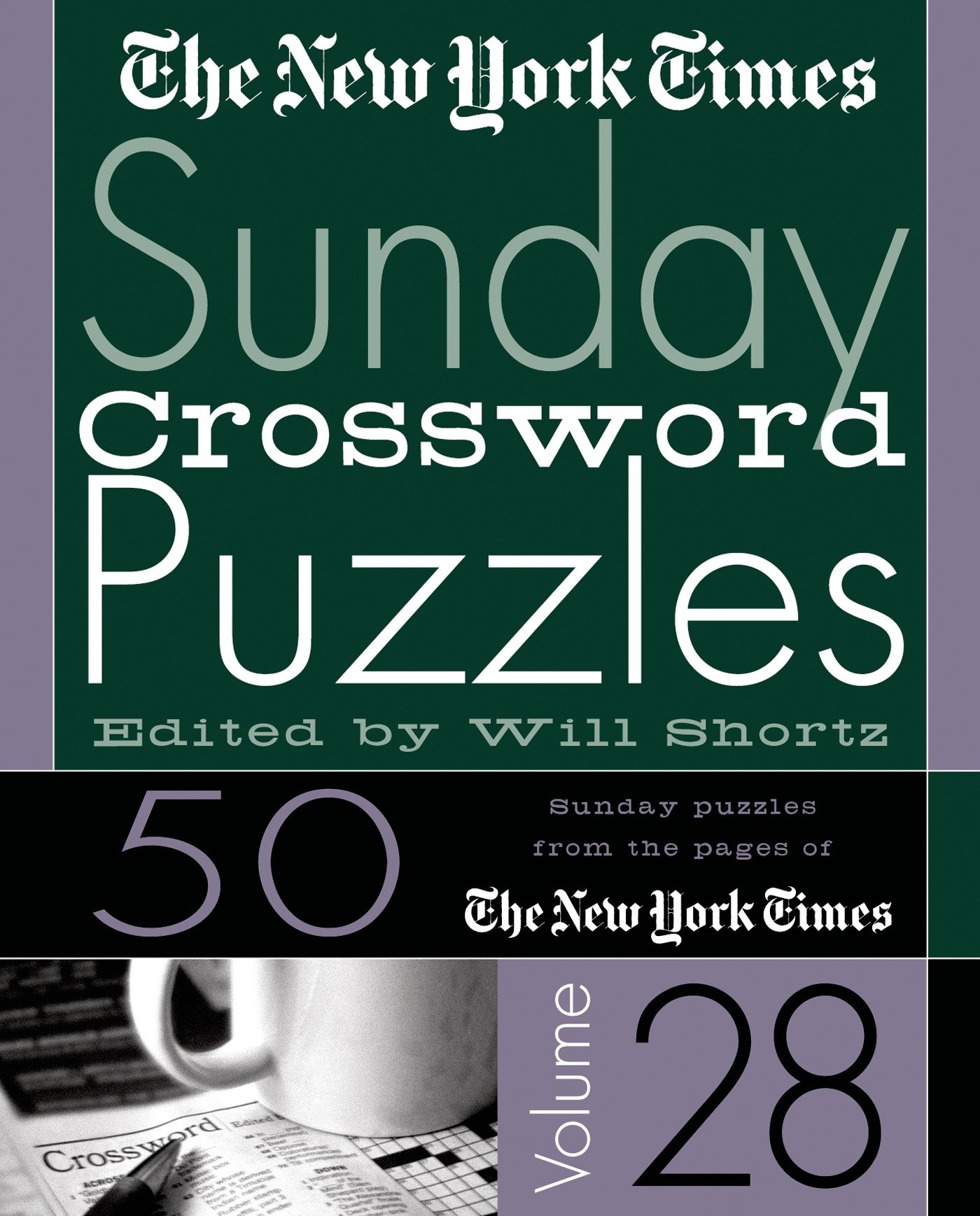 Download The New York Times Sunday Crossword Puzzles Vol. 28 PDF