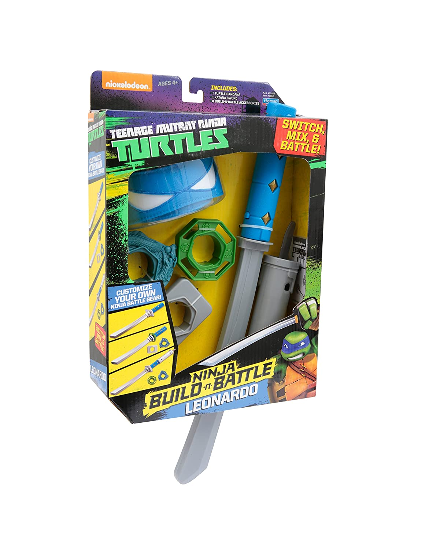 Teenage Mutant Ninja Turtles Tortugas Ninja Construir N ...