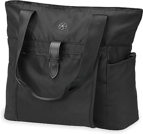 Amazon Com Gaiam Everyday Yoga Mat Bag Tote With Yoga Mat