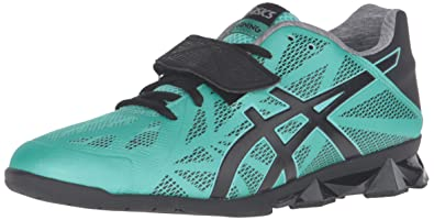 ASICS Women's Lift Master Lite Cross-Trainer Shoe, Cockatoo/Black/Silver,