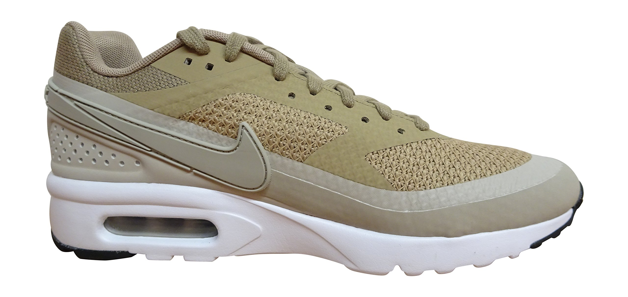 nike Air Max BW Ultra SE Mens Running Trainers 844967 Sneakers Shoes (US 8.5, khaki pale grey 200)