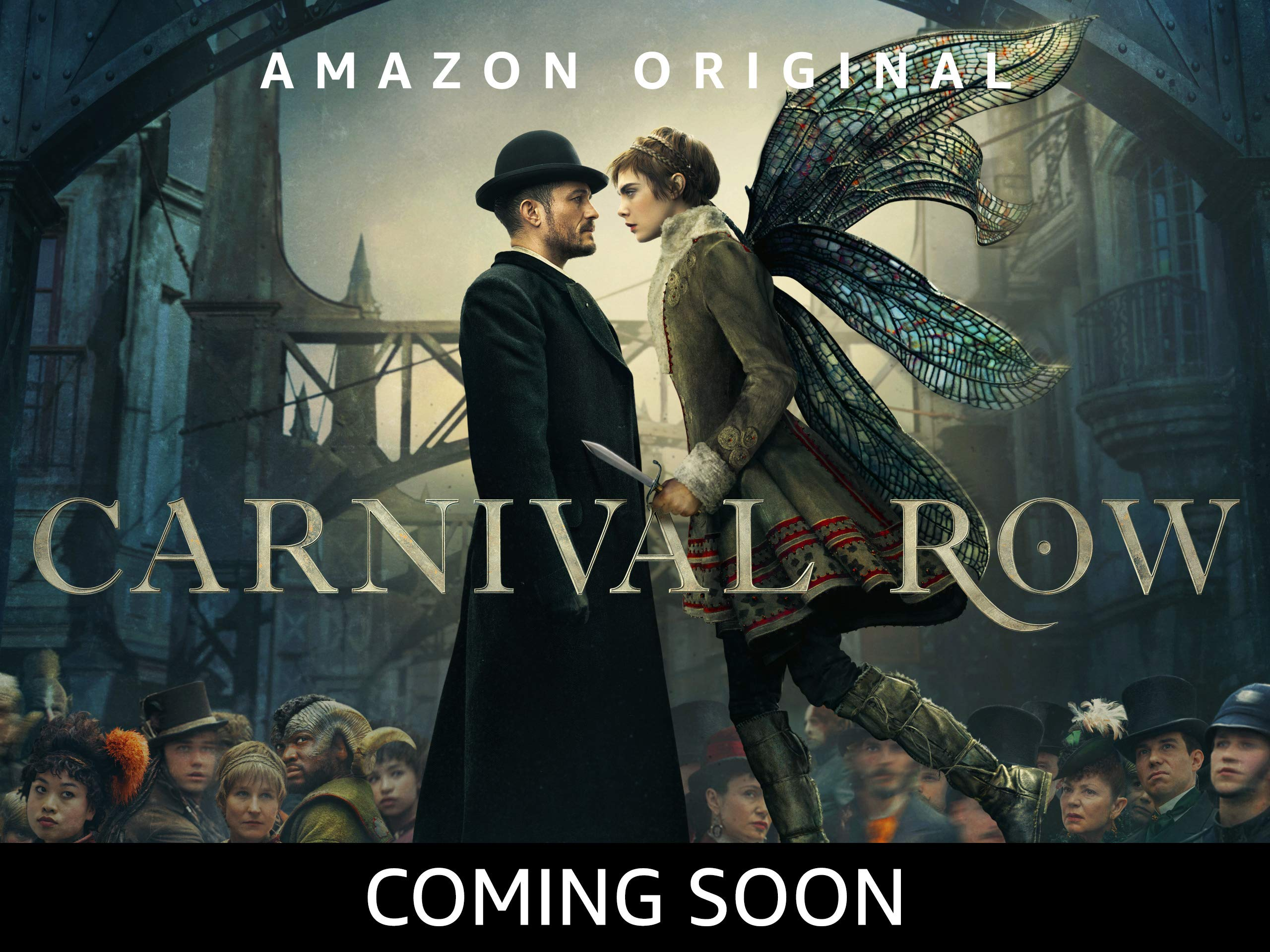 Carnival Row is coming soon to Prime