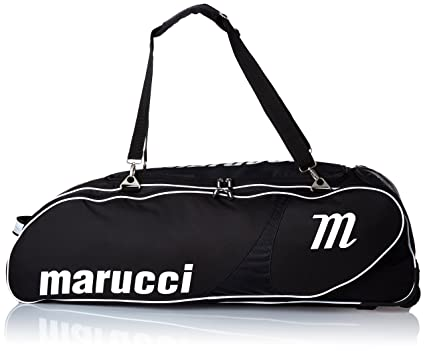 74e2f1947f Amazon.com   Marucci Rolling Player Bag   Baseball Equipment Bags ...