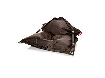 Amazoncom Fatboy Outdoor Buggle Up Bean Bag Lounge Chair Brown