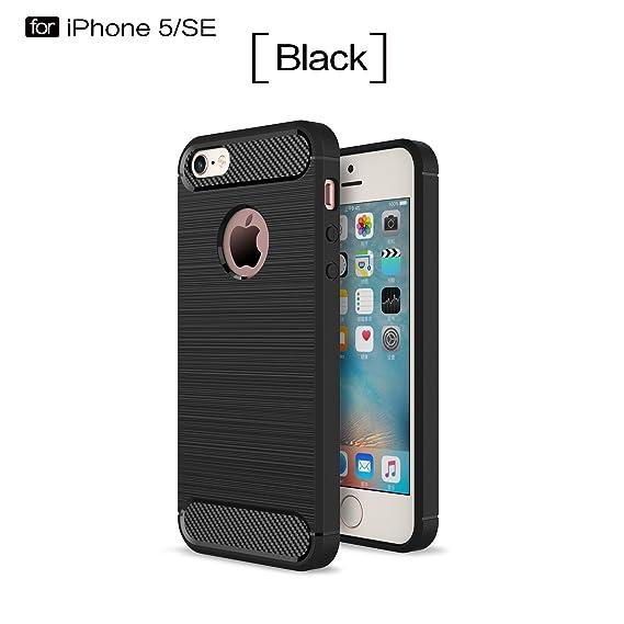 best website 6e2dd 47c41 Amazon.com: iPhone 5s Case - TianTa - Carbon Fiber Case Ultra Slim ...