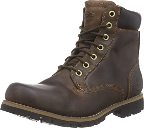 Timberland Rugged 6 in Plain, Stivaletti, Uomo