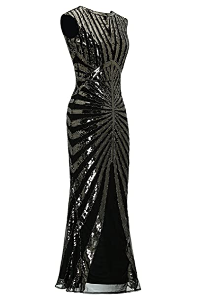 Formal Evening Dress Mermaid Formal Long Flapper Gown Party