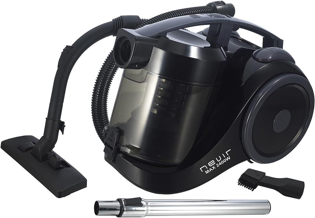 Nevir Aspirador Ciclónico 4L Sin Bolsa Filtro 2.400W NVR-5126 A: Amazon.es: Hogar