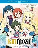 Hello! Kinmoza! Complete Season 2 Blu-ray/DVD Combo