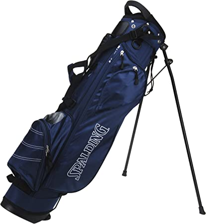 Spalding Stand - Bolsa con trípode para Palos de Golf, Color ...