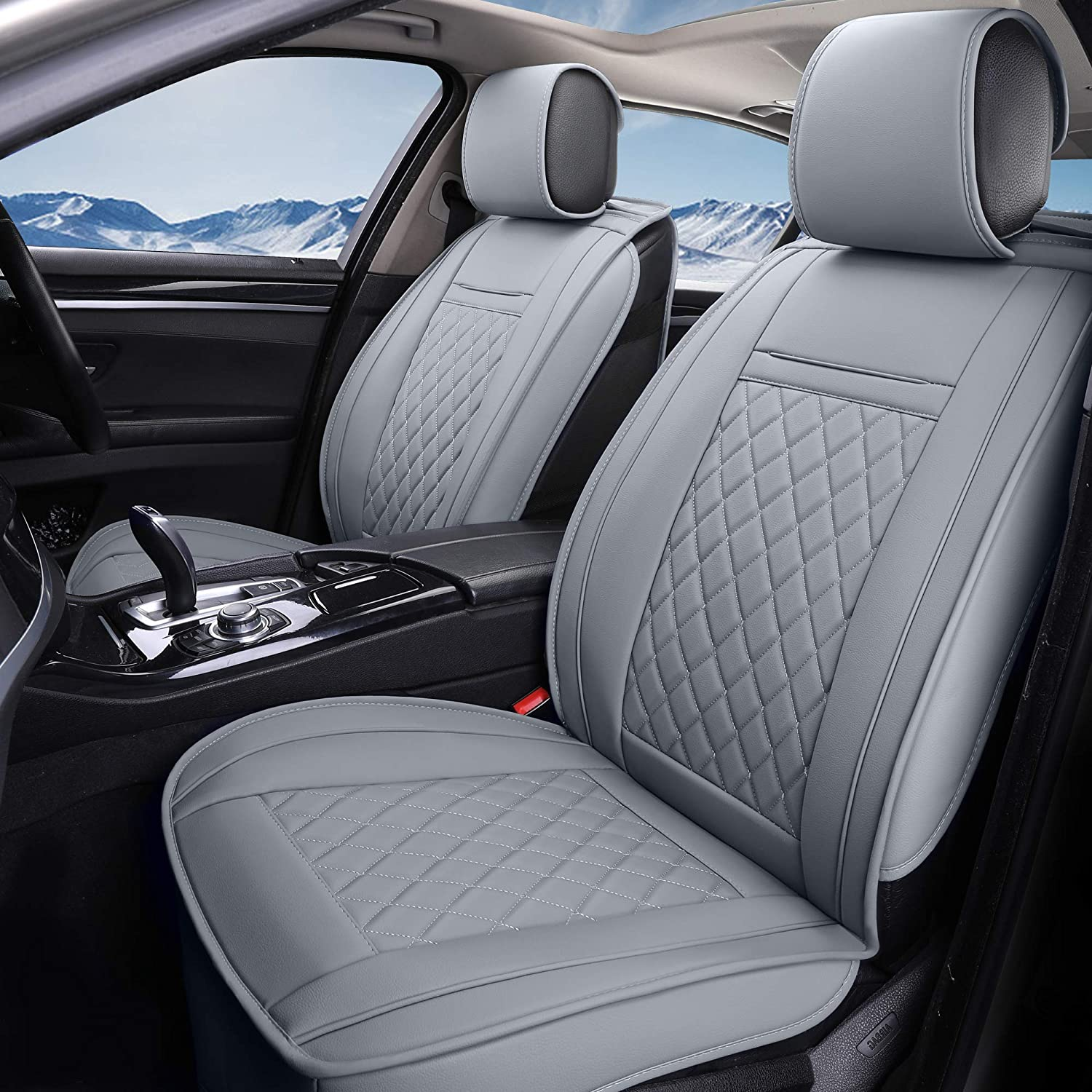 Waterproof and Ventilated Car seat Covers