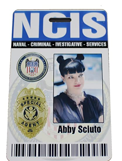Office Abby Amazon com Badge Ncis Products Id