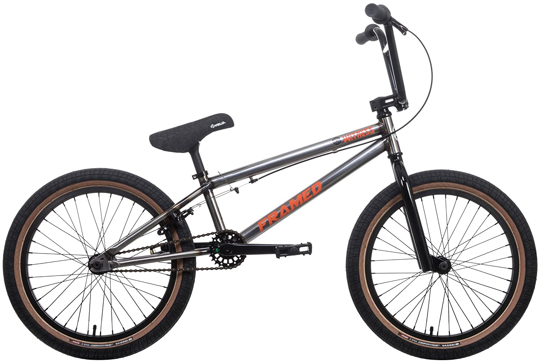 フレーム入りWitness BMXバイク メンズ  ロー(Raw)  B07K4R2XFS