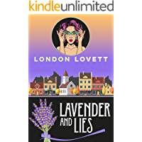 Lavender and Lies (Port Danby Cozy Mystery Book 11)