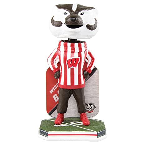 Amazoncom Forever Collectibles Bucky Badger Wisconsin Badgers