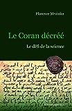 Le Coran décréé