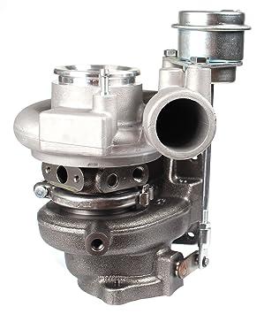 henyee td04l-13t Cargador de Turbo para Subaru Forester Impreza WRX Saab 9 - 2 x 49377 - 04300 Turbocompresor: Amazon.es: Coche y moto