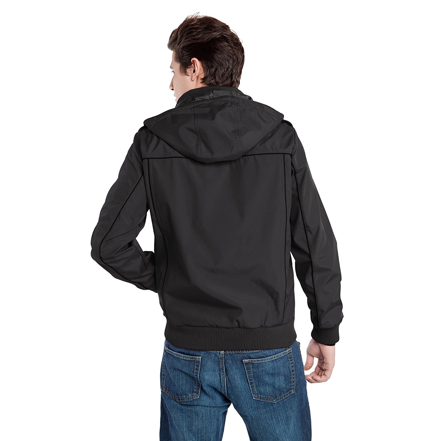 d4fbc64ecae7 Amazon.com  Baubax Travel Jacket - Bomber - Male - Black - XL  Beauty