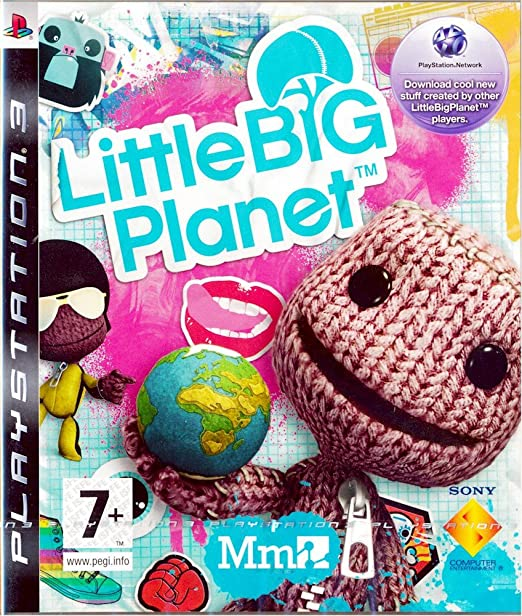 Amazon Little Big Planet For Sony Ps3 Video Games