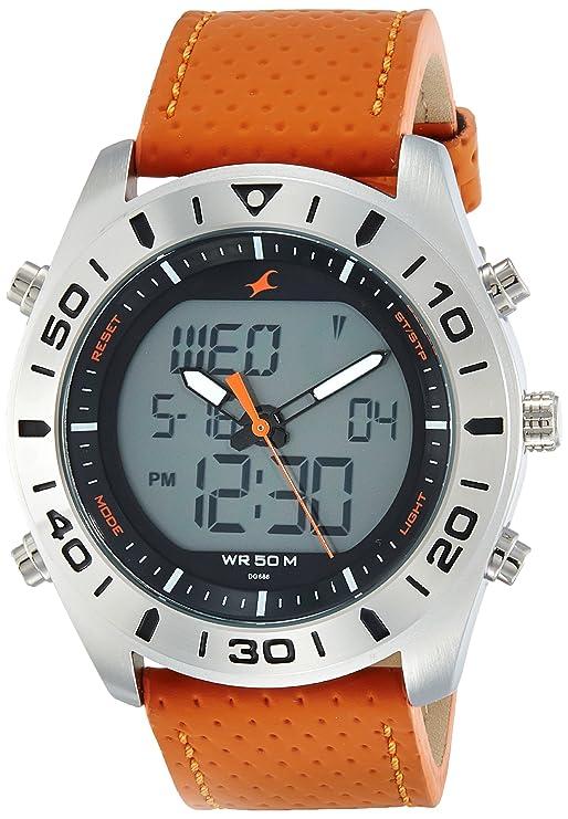 Fastrack Analog NL38034SL01 / NL38034SL01 Men's Wrist Watches