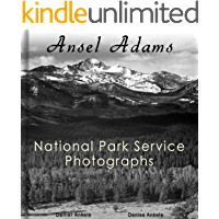 Ansel Adams: 212 National Park Service Photographs - Annotated Series book cover