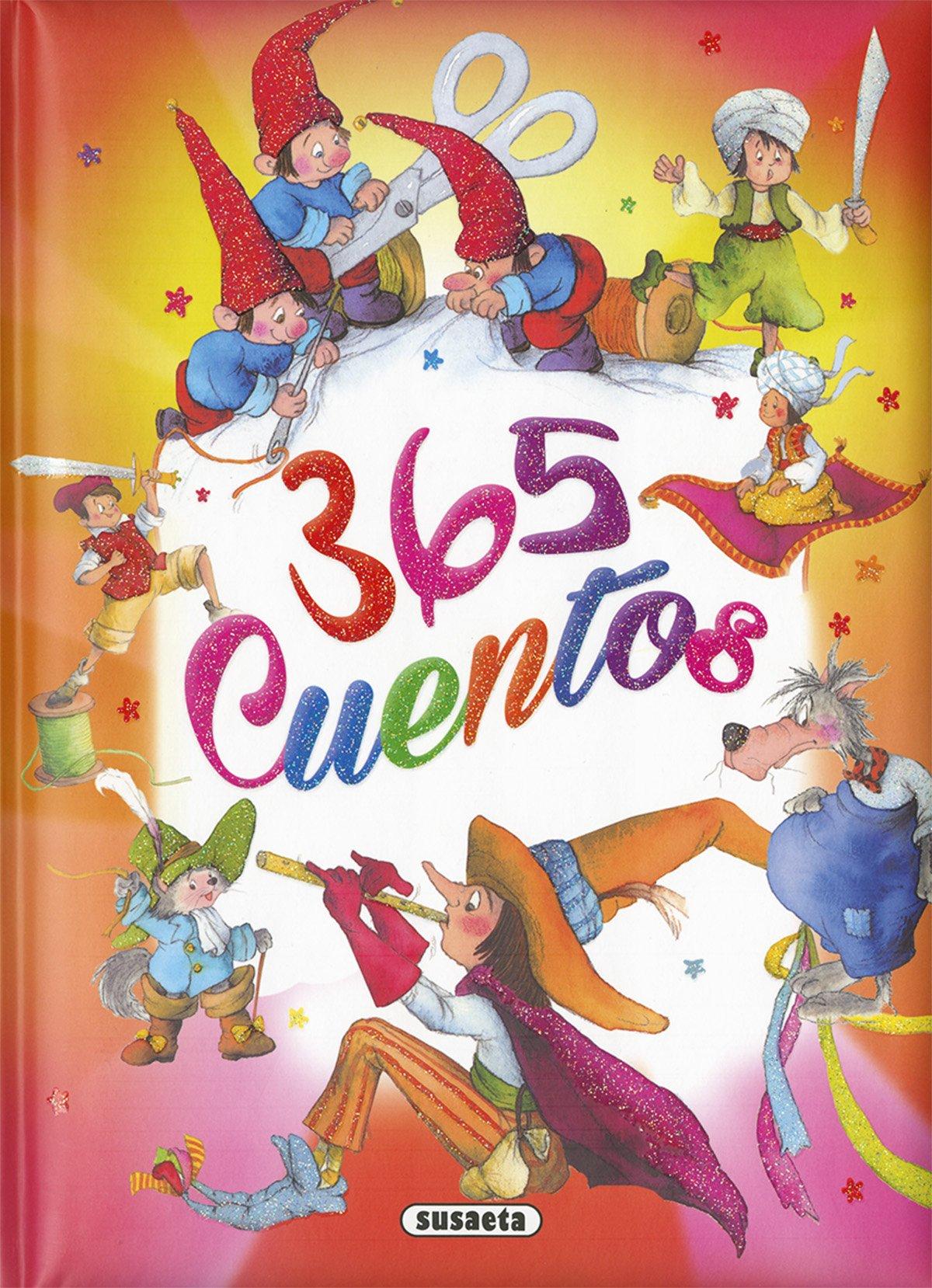 365 Cuentos (Colección 365...): Amazon.es: Susaeta, Equipo, González, Marife: Libros