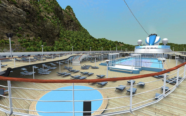 amazon com ship simulator extremes ocean cruise ship oceana dlc