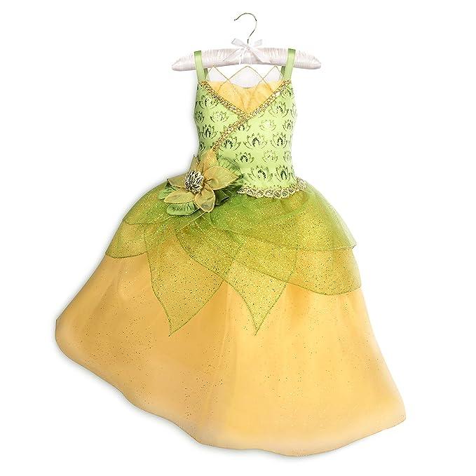 Amazon Disney Tiana Costume For Kids The Princess And The