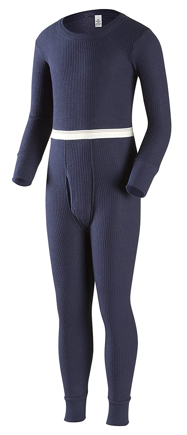 Indera Boys Traditional Thermal Underwear Shirt and Pant Set ColdPruf Baselayer