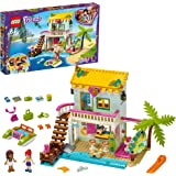 LEGO Friends Heartlake City Friends Playa Casa de Mini Muñecas Set de Juego con Andrea y Mia, Serie Summer Holiday…
