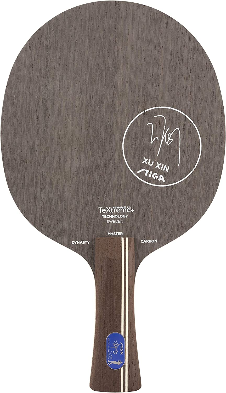 STIGA Dynasty Carbon Xu Xin Edition Classic - Cuchilla de Tenis de Mesa (Madera, Talla única)