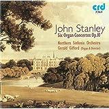 Stanley 6 Organ Concertos