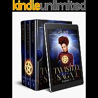 Twisted Saga 3: Twisted Books 7 - 9