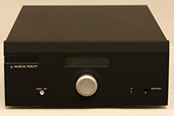 Musical-Fidelity M1 DAC - Amplificador