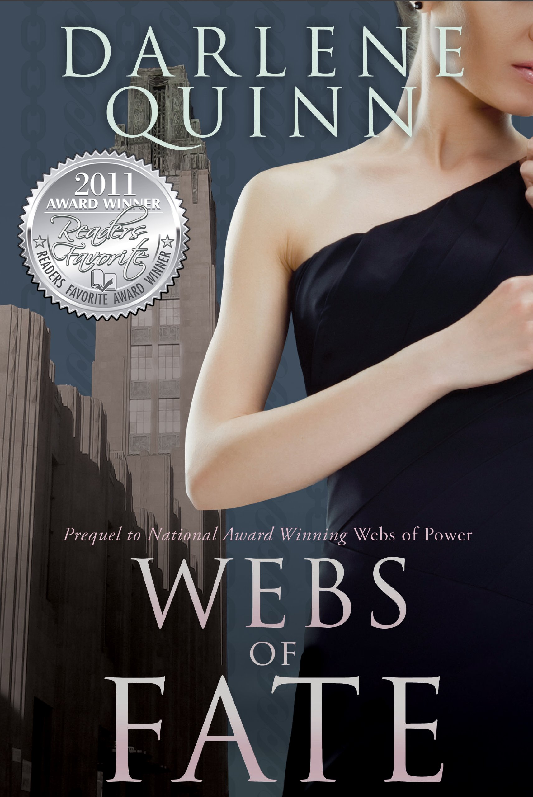 Webs of Fate: Book 1 of the Webs Series ebook