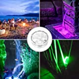 HS&GL Submersible LED Lights with Remote
