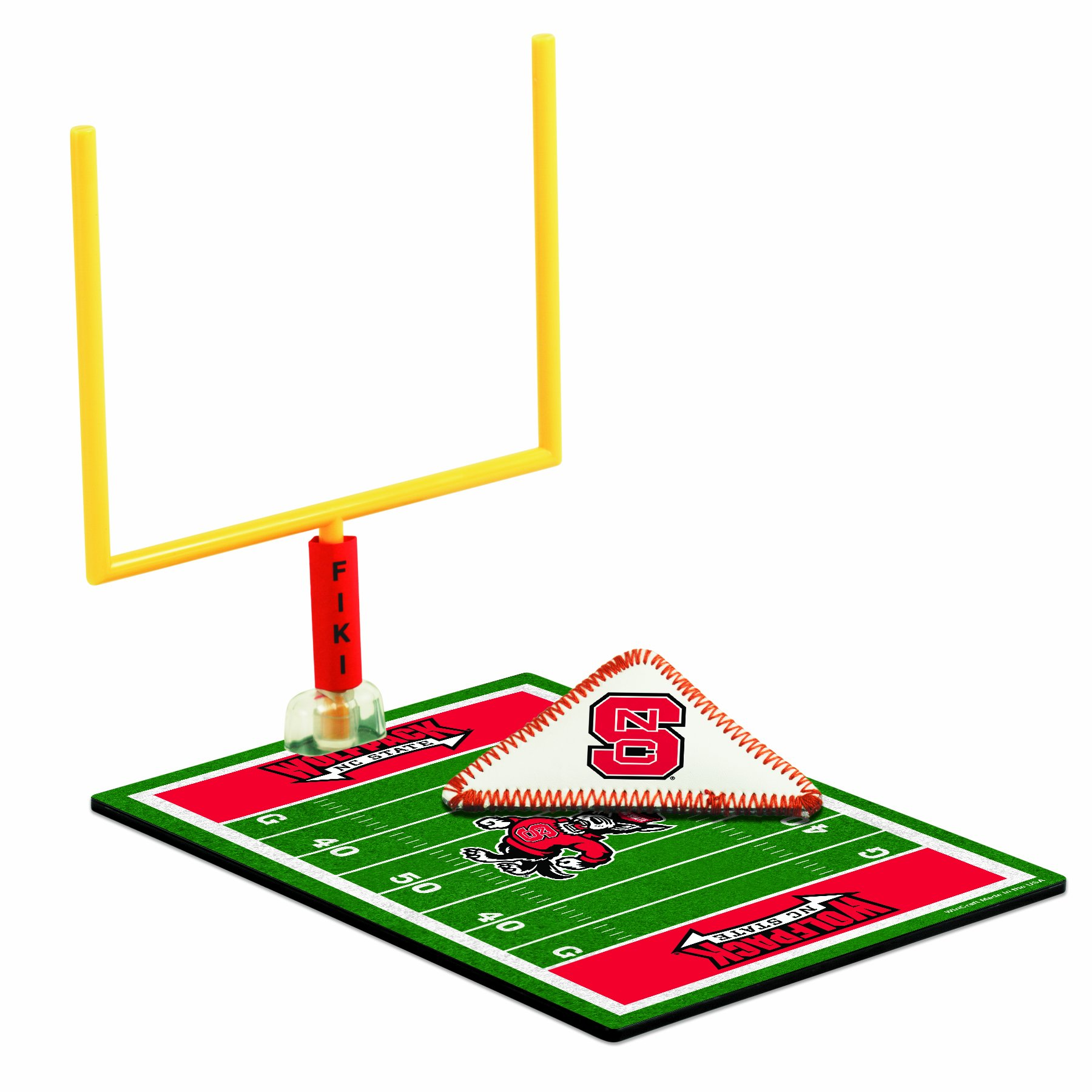North Carolina State Wolfpack Tabletop Football Game