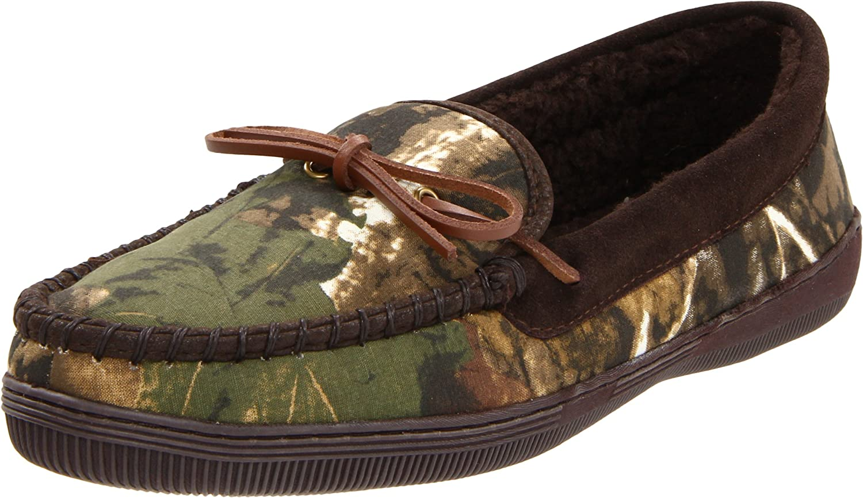mens bedroom shoes. Amazon com  Tamarac by Slippers International Men s Camo Moccasin