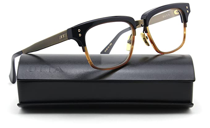 38f54fce671c Dita Statesman-Five Unisex Eyeglasses Antique Gold DRX 2089 C   Amazon.co.uk  Clothing