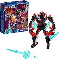 76171 LEGO® Marvel Spider-Man Armadura Robô de Miles Morales; Kit de Construção (125 peças)