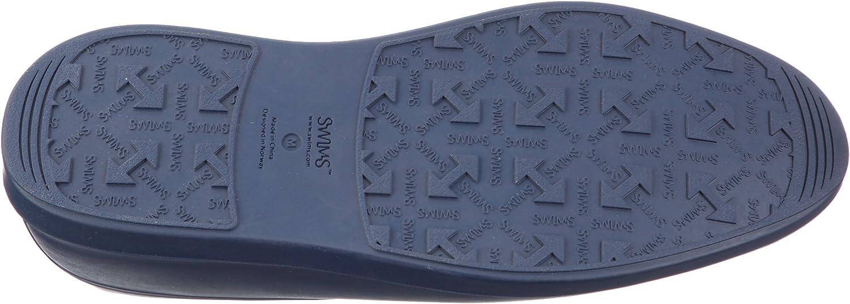 XL UK Blau 44 45.5 EU Herren Slipper Navy 002 SWIMS Classic MgHi4