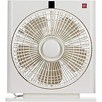 KDK SD30H Box Fan with Remote Control, 30cm, Grey
