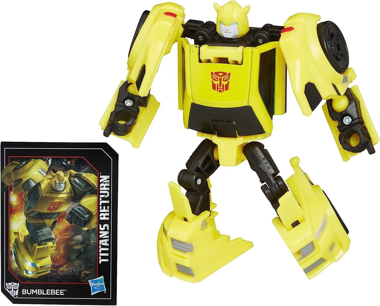 Transformers Generations Titans Return Legends Class Brawn Hasbro C1103